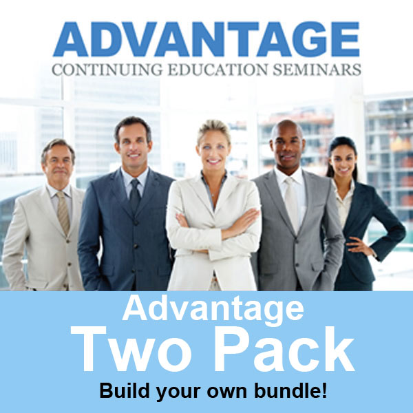 Continuing Education 2-pack training course